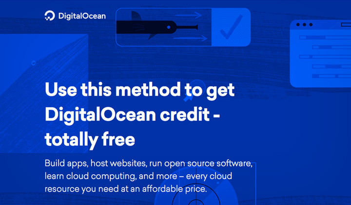 Free DigitalOcean Credit